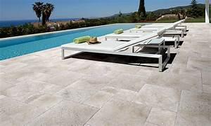 carrelage plage piscine gris 26 nivrem terrasse piscine With carrelage plage piscine gris