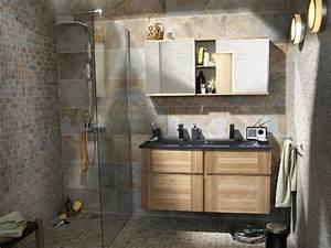 Douche à L Italienne Castorama : une petite douche pour les petits espaces maisonapart ~ Zukunftsfamilie.com Idées de Décoration