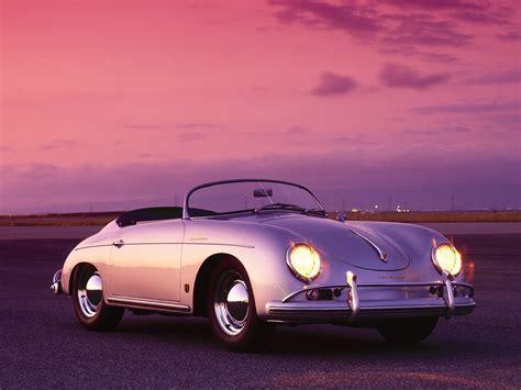 porsche classic speedster porsche vintage cars wallpapers
