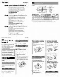 Sony Bravia Tv Manual 2007