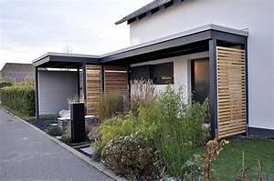 Carport Holz Modern : terrassenuberdachung holz modern ~ Markanthonyermac.com Haus und Dekorationen