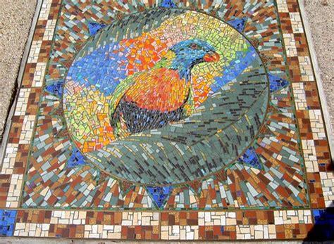 brisbanes south bank parkland mosaics kim grant mosaics