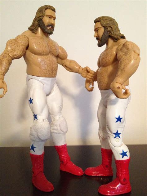 jakks big john studd custom  scale wrestletoycom