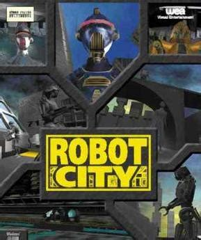 robot city video game wikipedia