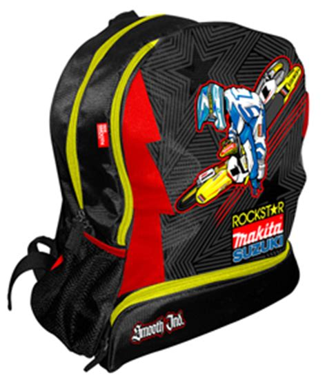 Rockstar Makita Suzuki by Rockstar Makita Suzuki Youth Backpack
