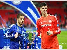 Chelsea's Eden Hazard hopes to win first FA Cup medal