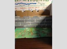 Halligan, Paul Grades 57 SS 2013 Sixth Grade Projects