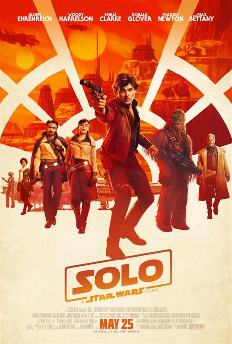 New Solo Trailer €�i've Got A Really Good Feeling About