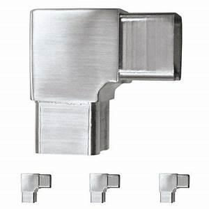 Vierkantrohr Edelstahl 40x40 : verbinder vierkant v4a vierkantrohr verbindung 40x40mm ~ Eleganceandgraceweddings.com Haus und Dekorationen