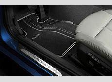 Tapis de sol Textile Avant URBAN pour BMW Série 1 F20F21