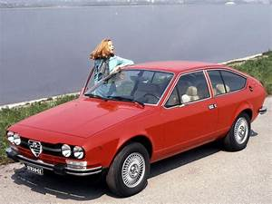Alfa Romeo Alfetta Gtv - 1976  1977  1978  1979  1980  1981  1982