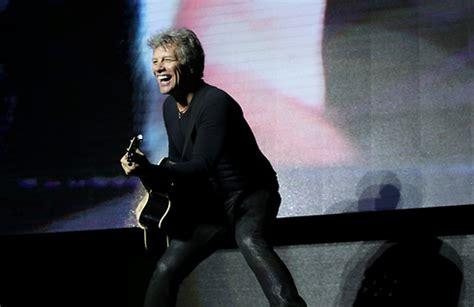 Bon Jovi Israel History Yarkon Park