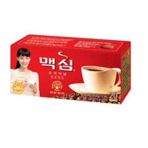 ₹4500 exclusive of gst 18%. Maxim Korea instant Coffee Mix Original 20 Sticks   Shopee ...