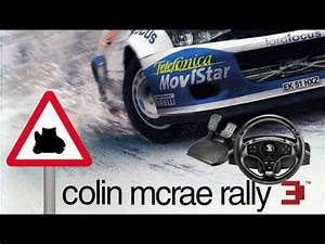Colin Mcrae Rally 3 : colin mcrae rally 3 ps2 with wheel youtube ~ Maxctalentgroup.com Avis de Voitures