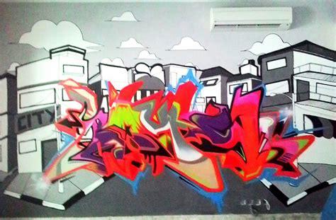 Gambar Home Indonesia Mural Graffiti Gambar Grafiti