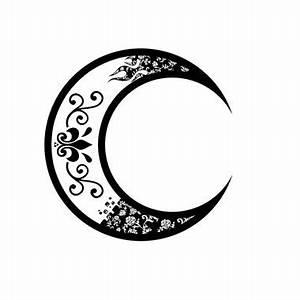 Lune Dessin Tatouage : tatouage lune en croissant tatoo moon tattoo designs luna tattoo et tattoos ~ Melissatoandfro.com Idées de Décoration
