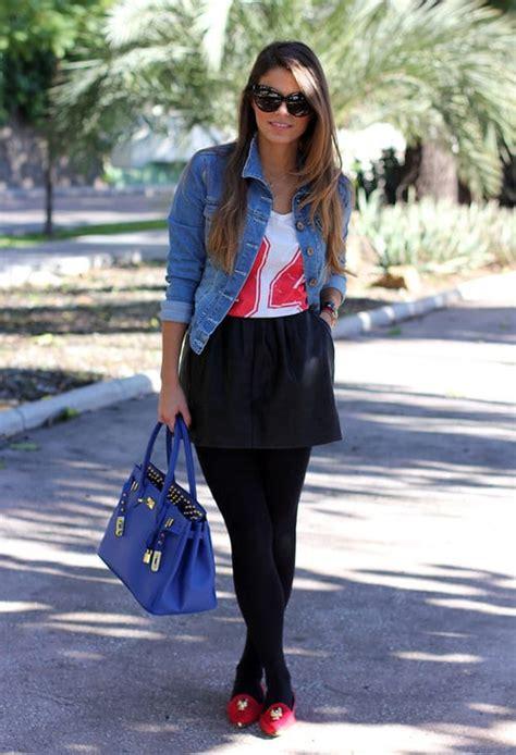 ways   wear denim jacket   stylish