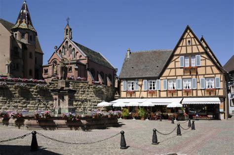 alsace day trip from strasbourg colmar eguisheim