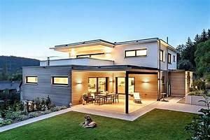 Zweites Haus Auf Eigenem Grundstück Bauen : architektenhaus beilharz haus ~ Orissabook.com Haus und Dekorationen
