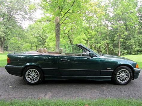Find Used 1996 Bmw 328i Convertible 2door 28l 5 Speed No