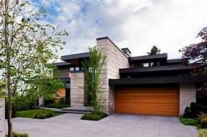 Prestigieuse Maison Moderne Avec Vue Sur La Mer  U00e0 Vancouver  Avec Images