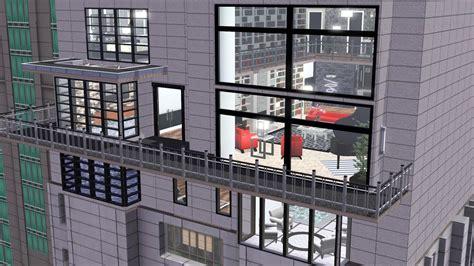 sims 3 loft bauen the sims 3 modern loft