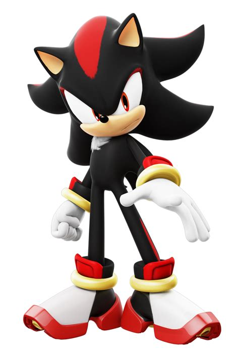 Shadow Sonic Hedgehog