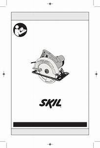 Download Skil Saw 5380 Manual And User Guides  Page 1 Of