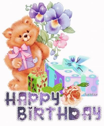 Birthday Happy Lily Lilyz Fanpop Graphics Bear