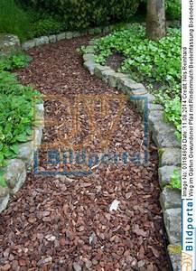 Rindenmulch Als Gartenweg : details zu 0003184809 weg im garten gewundener pfad mit ~ Lizthompson.info Haus und Dekorationen