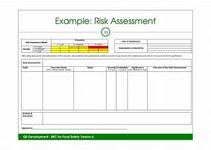 teagacs brc issue 6 event how to get started With food safety risk assessment template