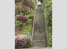 Running Secret Stairs of La Mesa — Strong Made Simple, San