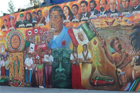 Chicano Park Murals Meanings by Seremos Return To Chicano Park