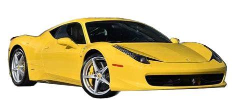 A List Of Ferrari Sport Car Types