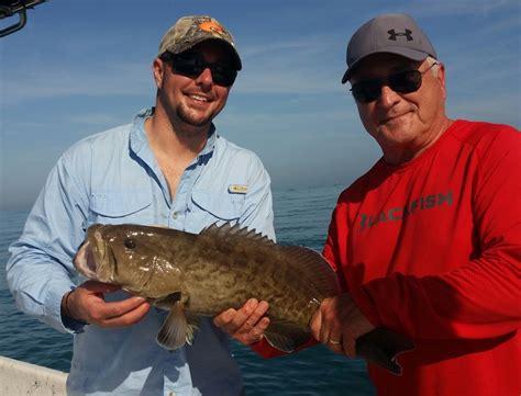tampa bay fishing grouper maria anna december florida