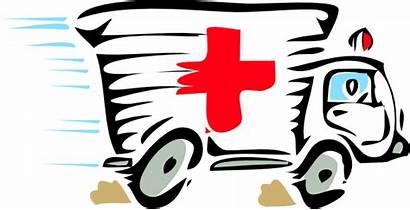 Ambulance Clip Clker Svg Clipart Vector Royalty