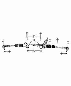 2008 Dodge Nitro Gear  Used For  Rack And Pinion   Export