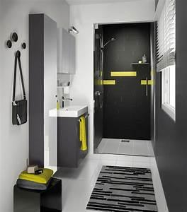 Salle De Bain 5m2 : salle de bain mansard e 6m2 id e inspirante ~ Dailycaller-alerts.com Idées de Décoration