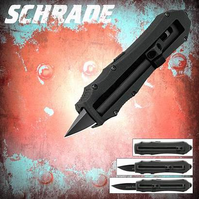 Knife Otf Pocket Opening Assisted Schrade Extreme
