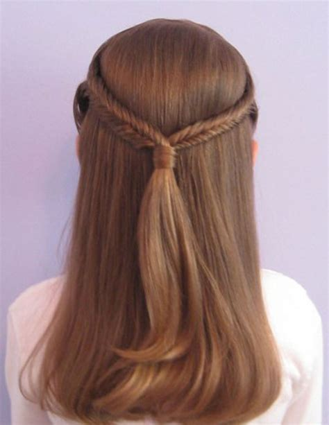 cool fun unique kids braid designs simple best