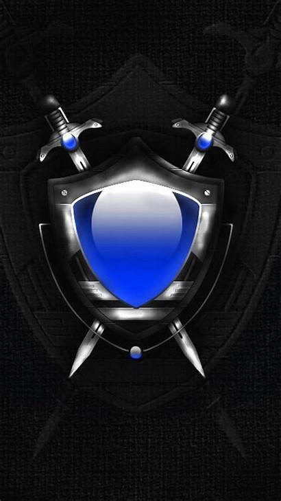 Shield Sword Swords Wallpapers Galaxy Wallpapersafari S5