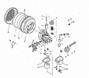 Wiring Diagram  31 Craftsman Leaf Blower Carburetor Diagram