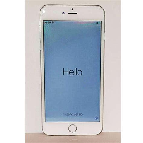 silver iphone 6 plus apple iphone 6 plus silver 16gb tmobile smartphone city