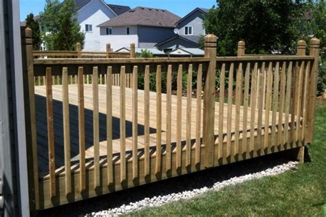deck railing designs oleary and sons