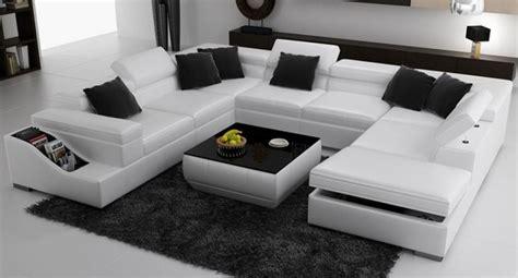 canapé italien haut de gamme design tete de lit cuir noir limoges 3323 tete