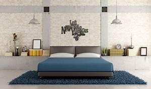 Decoration Murale Acier : decoration murale en lettre bois patin acier lettre ~ Teatrodelosmanantiales.com Idées de Décoration