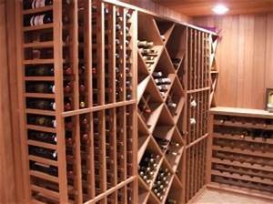 Wine celler » Wales Woodworking