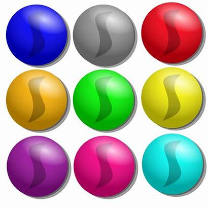 Clipart Marble Marbles Clipground Cliparts