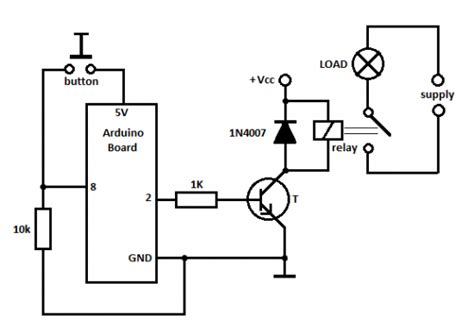 Arduino Control Relay Tutorial
