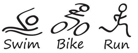 Ironman Triathlon Clipart